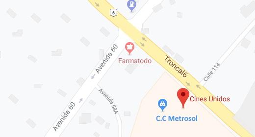 Cines Unidos Metrosol