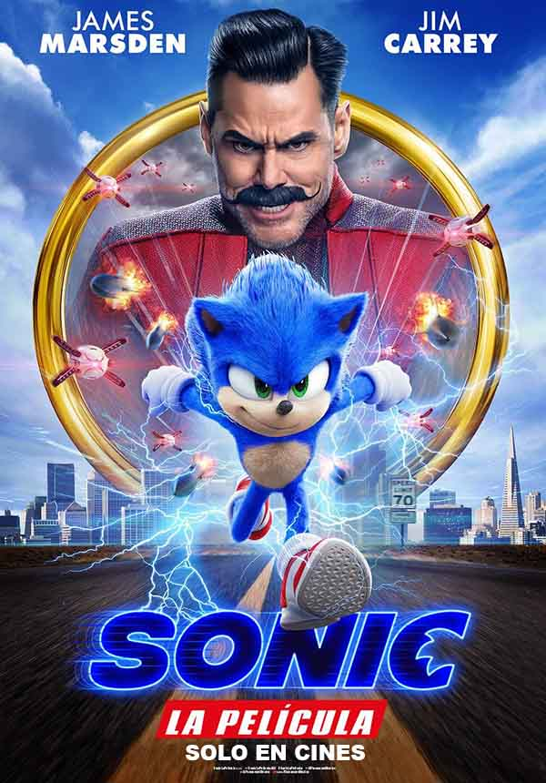 Sonic La Película (Sub)