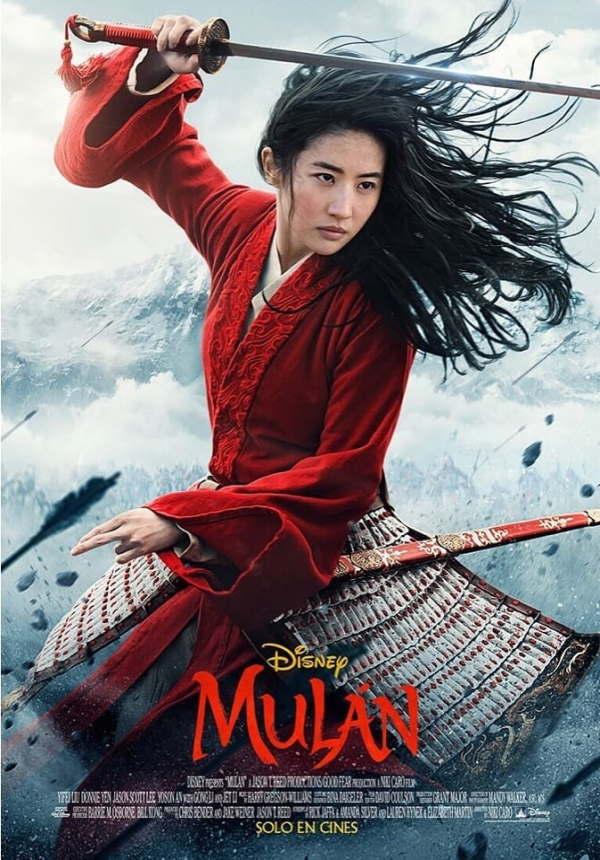 Mulán (Sub)
