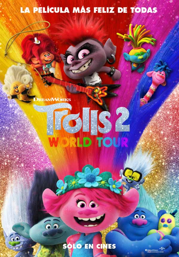 Trolls 2 World Tour (Esp)