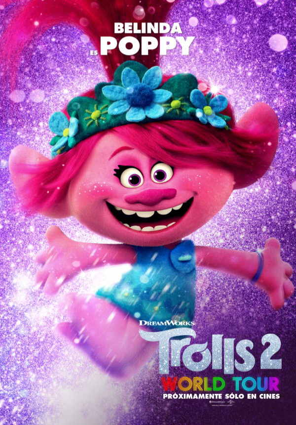 Trolls 2 World Tour 3D (Esp)