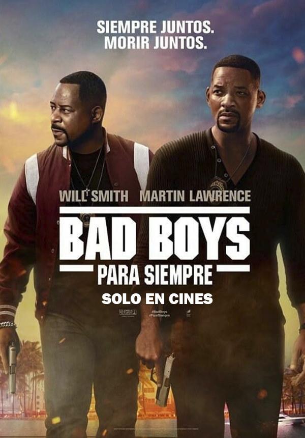 Poster de:1 Bad Boys: Para Siempre