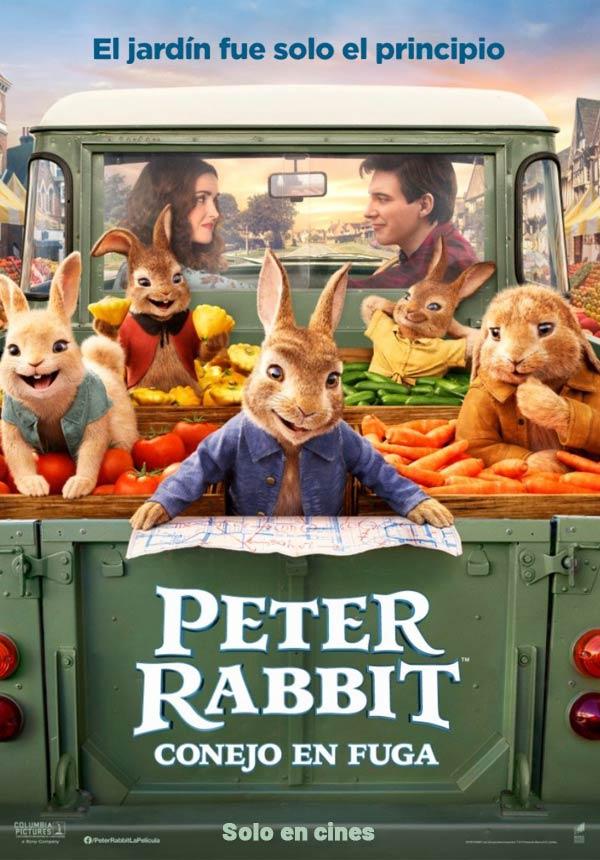Peter Rabbit 2: Conejo En Fuga (Esp)