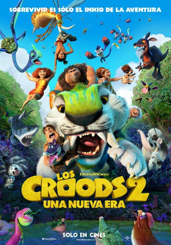 Los Croods 2: Una Nueva Era (Esp)