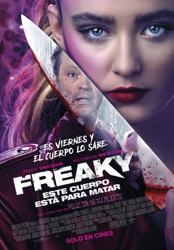 Freaky: Este Cuerpo Está Para Matar (Esp)