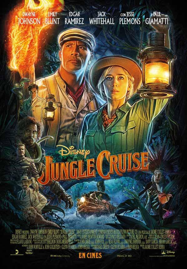 Jungle Cruise (Sub)