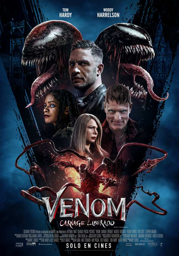 Venom 2: Carnage Liberado (Esp)
