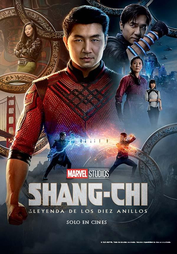 Shang-Chi y La Leyenda de los Diez Anillos (Sub)