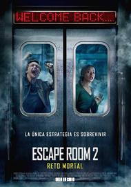 Escape Room 2: Reto Mortal (Sub)