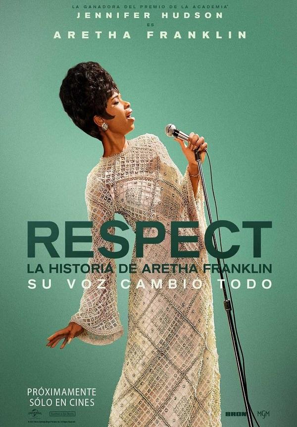 Respect: La Historia De Aretha Franklin (Esp)