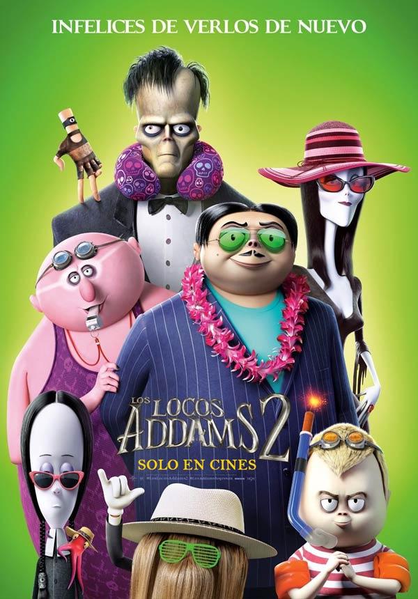 Los Locos Adams 2 (Esp)